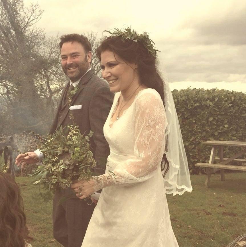 Anna bespoke bride